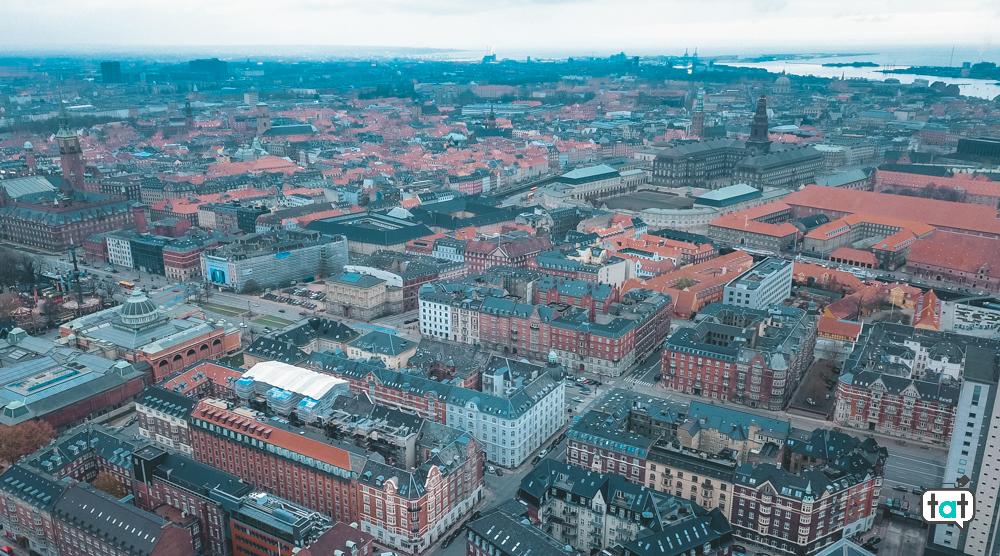 Copenaghen vista
