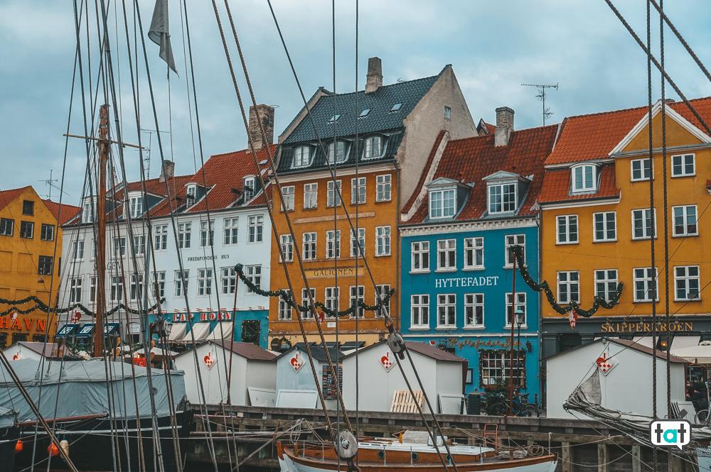 Nyahvn a Copenaghen