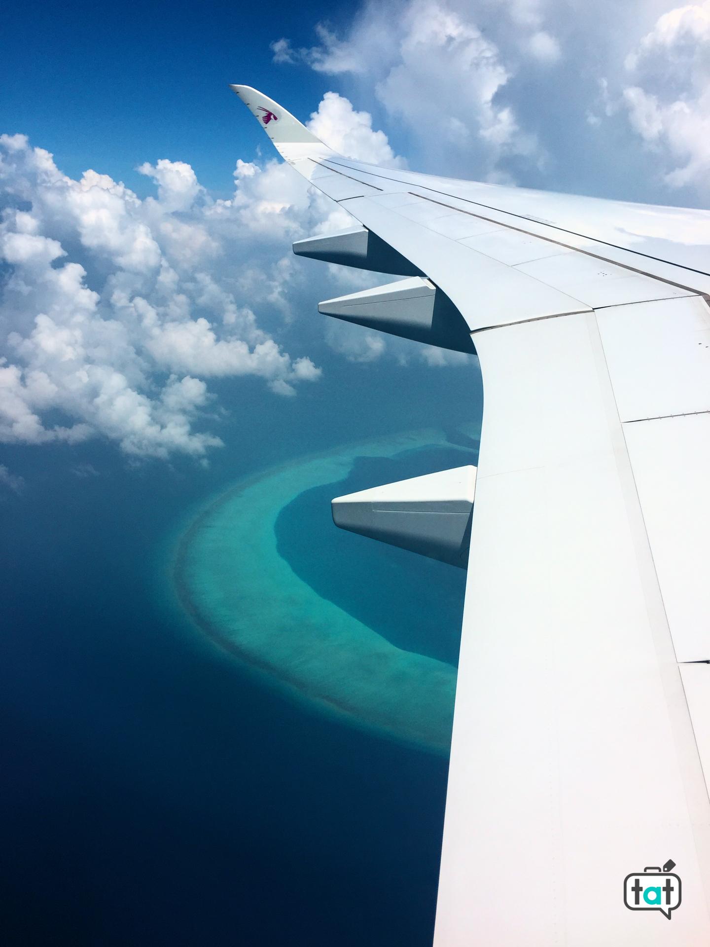 aereo Maldive