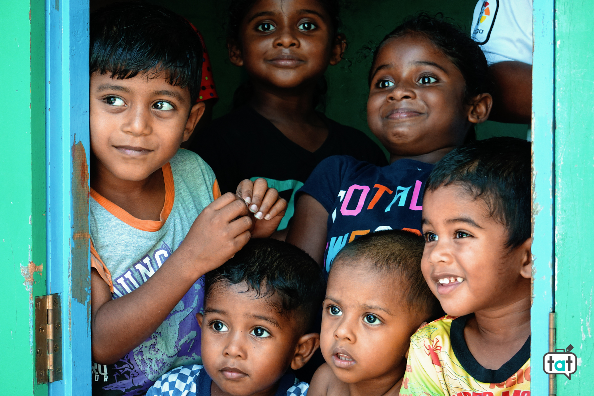 Bambini maldive