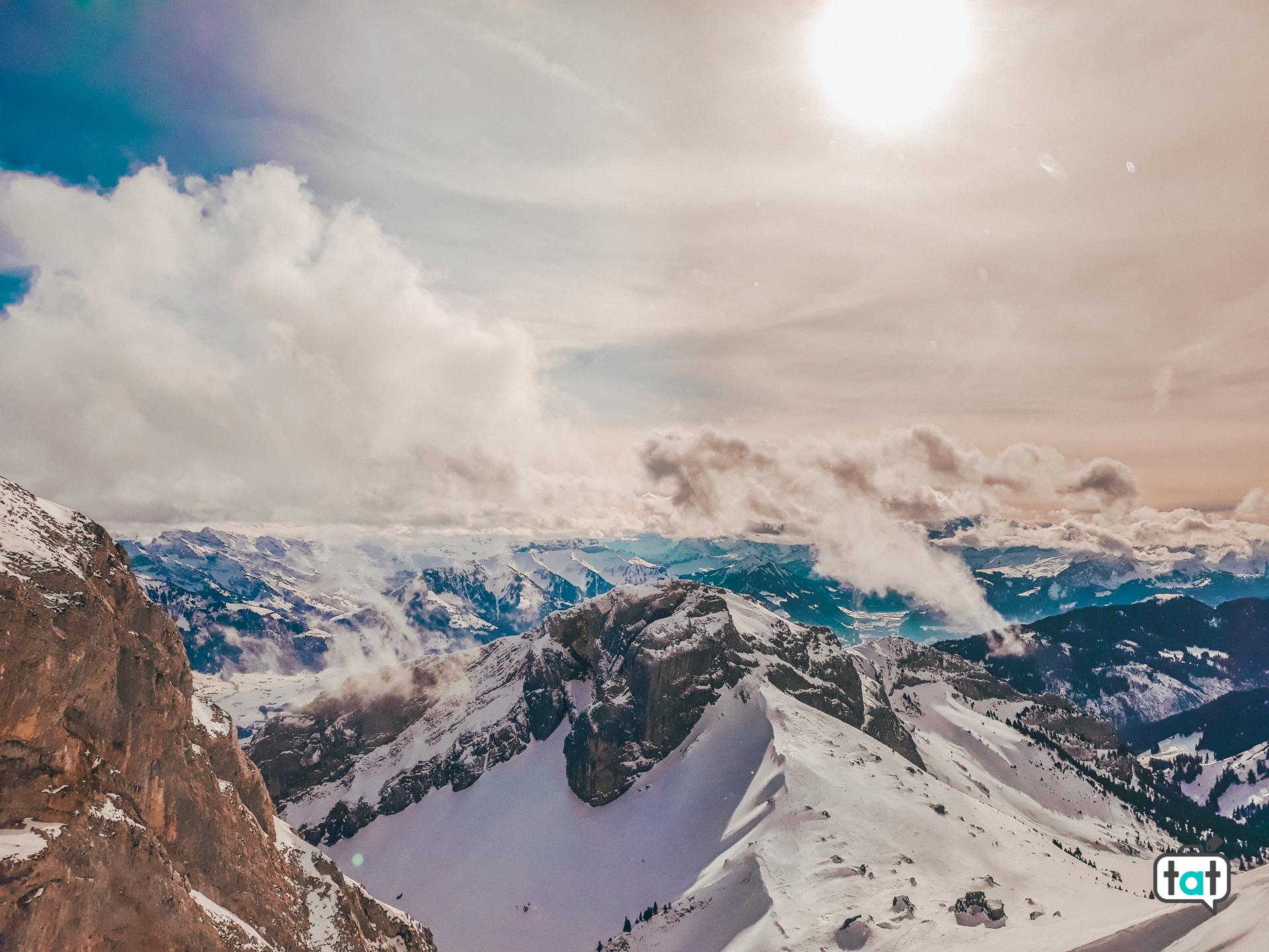 vista Monte Pilatus