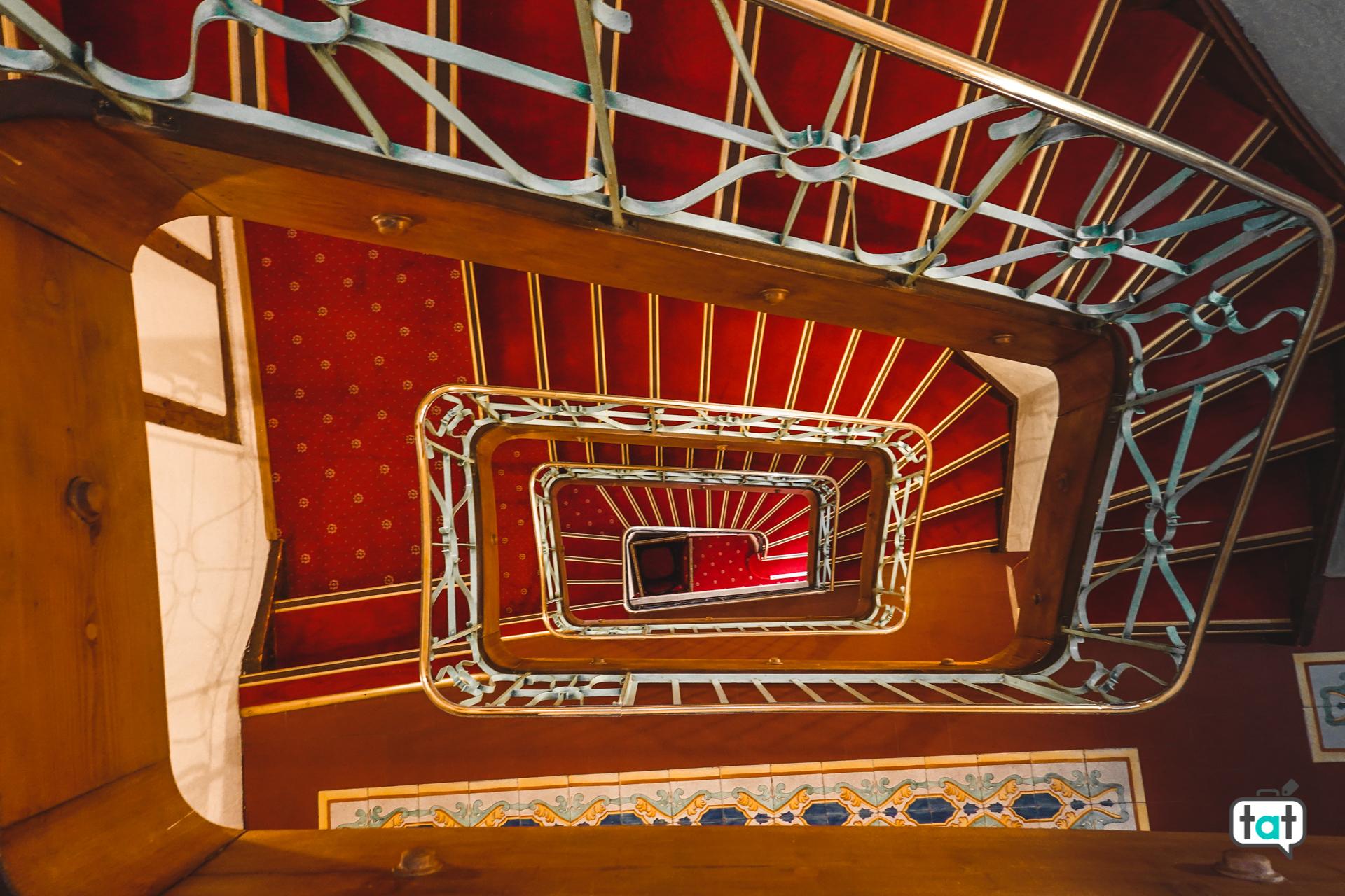 hotel storico Lucerna