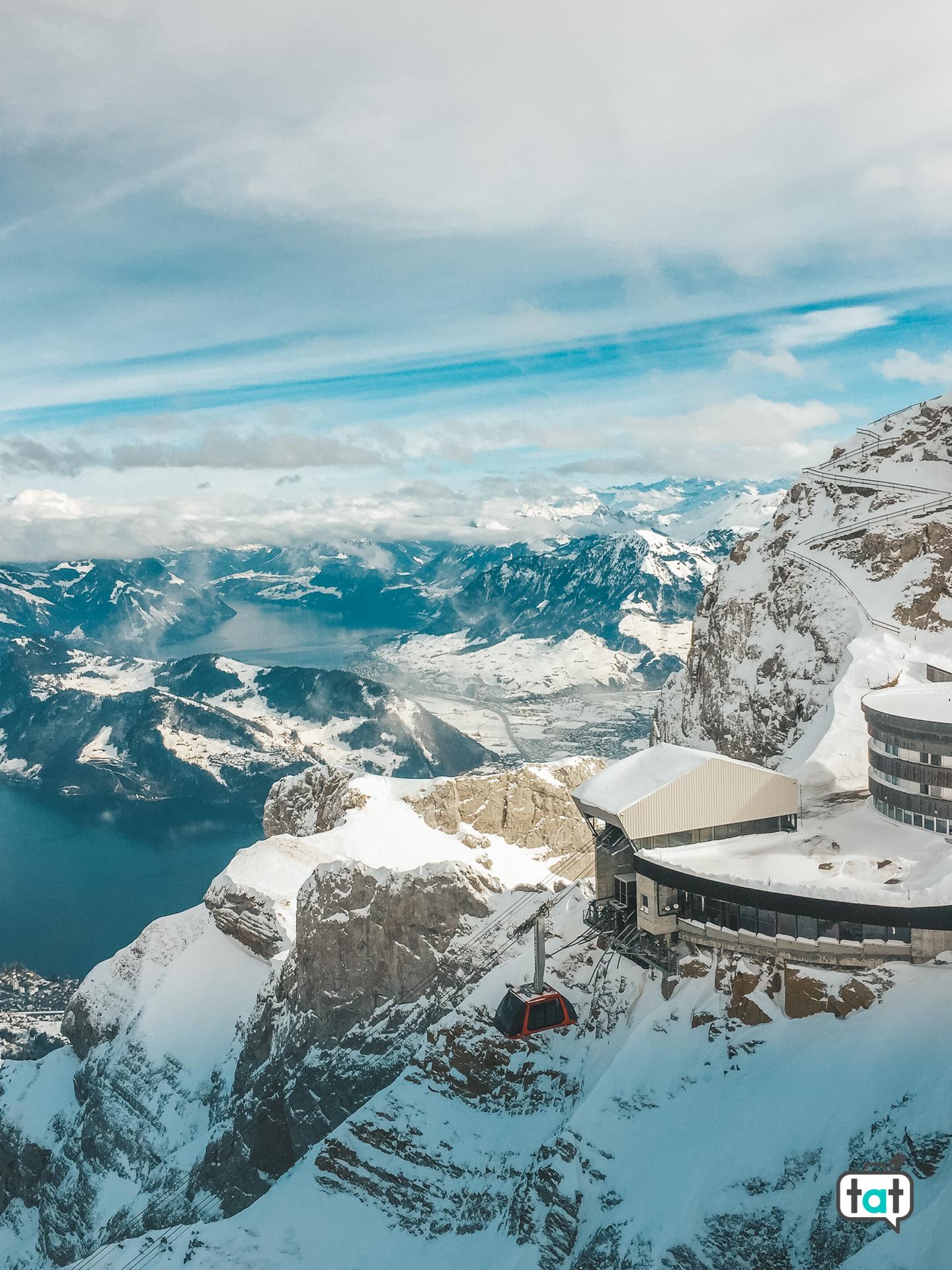 escursione monte Pilatus Lucerna