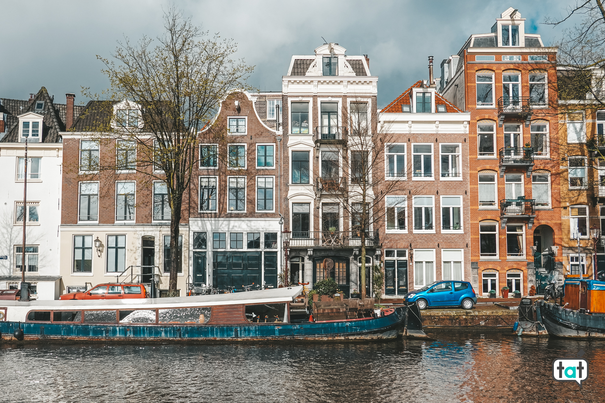 case canale Amsterdam
